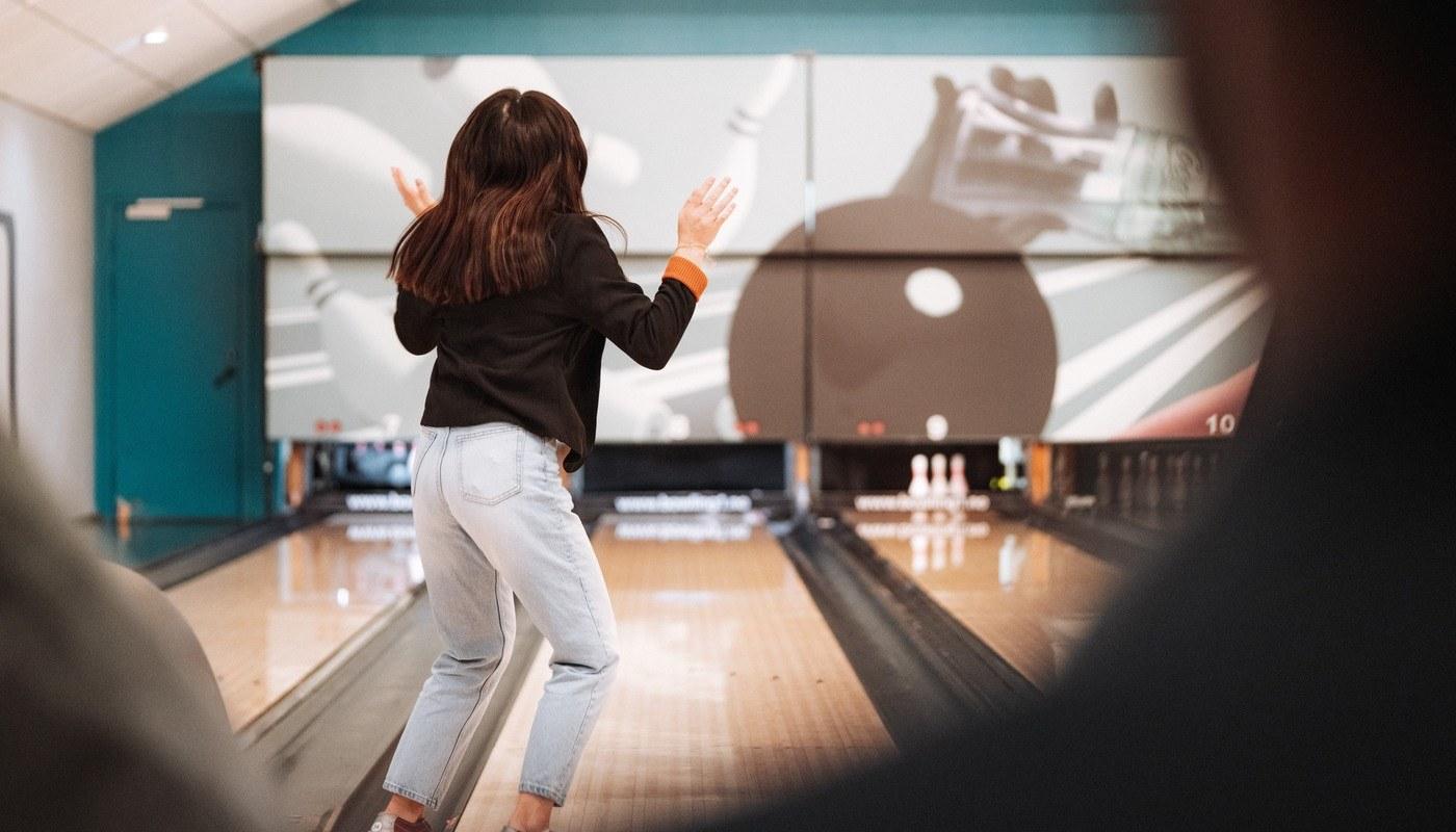Bowlingbanen på Vestkanten kan leies til bedriftsarrangement